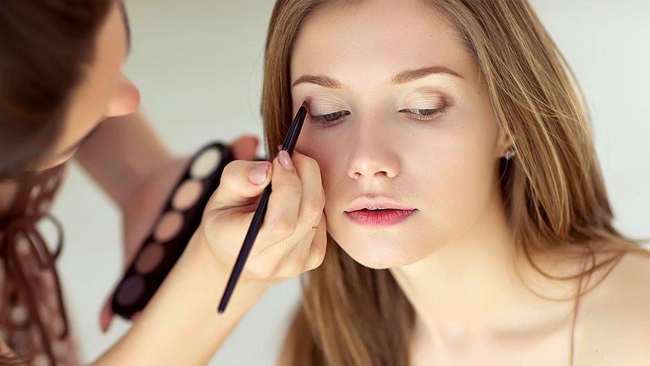 Makeup artist near me